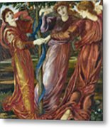 Garden Of The Hesperides Metal Print