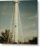 Gasparilla Fl Lighthouse Metal Print
