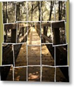 Gather Your Thoughts Metal Print