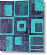 Geomix 02 - Sp06c6b Metal Print