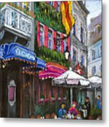 Germany Baden-baden 10 Metal Print