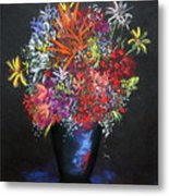 Gifts Of The Garden Metal Print