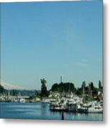 Gig Harbor Bay Metal Print