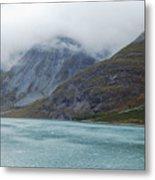 Glacier Bay Tarr Inlet Metal Print