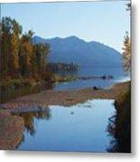 Glacier Park 11 Metal Print