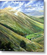 Glen Gesh Ireland Metal Print