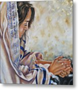 Glory In His Name Metal Print