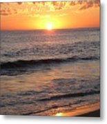 God's Artwork Metal Print