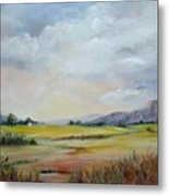 God's Own Country Metal Print