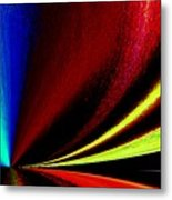 Going Nowhere Fast Metal Print