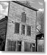 Gold Rush Saloon - Dawson City Metal Print