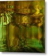 Golden Dreams II Metal Print