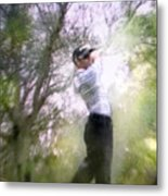Golf Trophee Hassan II In Royal Golf Dar Es Salam Morocco 05 Metal Print