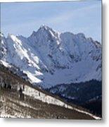 Gore Mountain Range Colorado Metal Print by Brendan Reals
