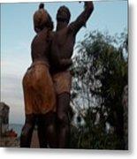 Goree - In Memory Of The Slave Trade Metal Print