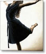 Graceful Enlightenment Metal Print