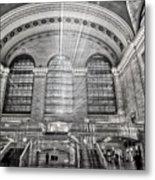 Grand Central Terminal Station Metal Print
