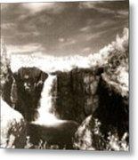 Grand Portage Falls Metal Print