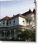 Grand Victorian Mansion  Metal Print