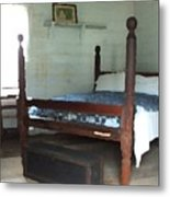 Grandmother's Bedroom Metal Print