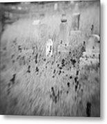 Graveyard 6793 Metal Print