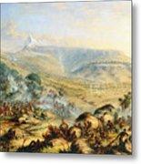 Great Peak Of The Amatola-british-kaffraria  Metal Print