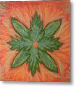 Green Dream Metal Print