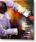 Greg Phillinganes From Toto Metal Print