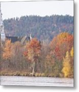 Grenville Quebec - Photograph Metal Print