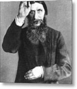 Grigori Efimovich Rasputin Metal Print