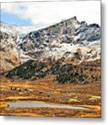 Guanella Pass Colorado Metal Print