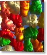 Gummybears 2 Metal Print