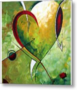 Happy Mother's Day By Madart Metal Print