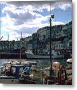 Harbor II Metal Print