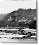 Harper's Ferry From Across The Potomac Metal Print