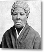 Harriet Tubman (1823-1913) Metal Print by Granger