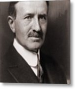 Harvey Firestone 1868-1938, Founded Metal Print by Everett