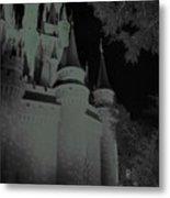 Haunted Castle Metal Print