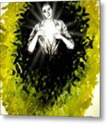 Healing Is In Himself Metal Print by Paulo Zerbato