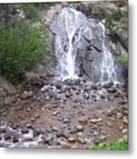 Helen Hunt Waterfall  Metal Print