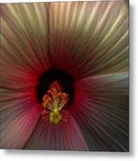 Hibiscus Supreme Metal Print