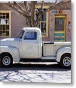Hillsboro New Mexico 1949 Gmc 100 Metal Print