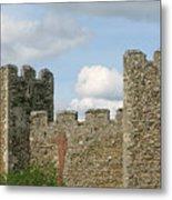 Historic Castle Metal Print