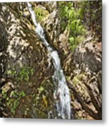 Holy Jim Falls Metal Print
