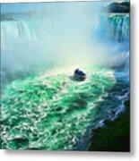 Horseshoe Falls Niagara Metal Print