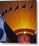 Hot Air Balloon - 10 Metal Print by Randy Muir