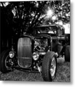 Hot Rod - Ford Model A Metal Print