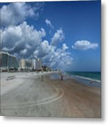 Hot Times In The Summertime Metal Print