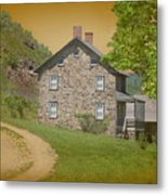 Housebythemountain Metal Print