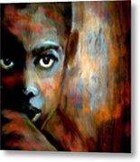 Hunger Number 3 Metal Print